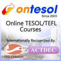 Accredited TESOL/TEFL Courses