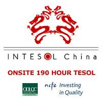 Onsite TESOL Course in China